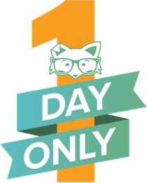 1 day only