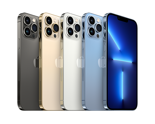 iphone 13 pro max lineup